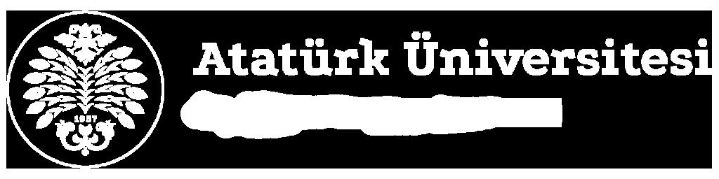 Atatürk Üniversitesi Kalite Koordinatörlüğü
